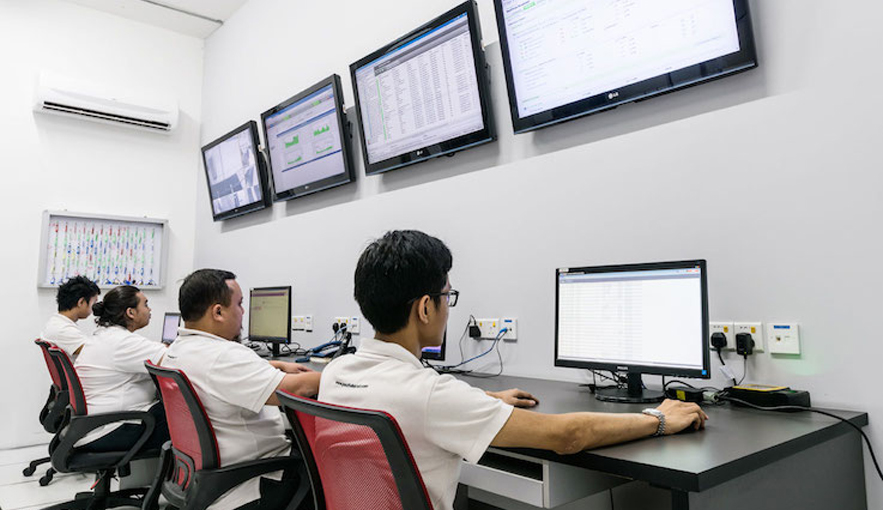 24x7 Network Operating Centre (NOC)